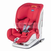 Chicco YOUNIVERSE FIX 1/2/3 autósülés 9-36 kg # Red
