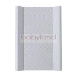 Ceba pelenkázó lap merev 2 oldalú 50x70cm – CARO szürke