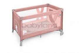 Baby Design Simple fix utazóágy - 08 Pink 2019