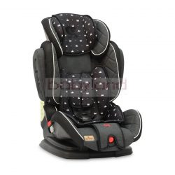 Lorelli Magic SPS autósülés 9-36kg - Black Crowns 2020