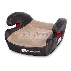 Lorelli Travel Luxe isofix autós ülésmagasító 15-36kg - Beige 2020