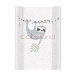 Ceba pelenkázó lap merev 2 oldalú 50x70cm – Candy Andy Lazy