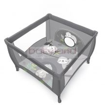 Baby Design Play utazójáróka  - 17 Graphite 2020