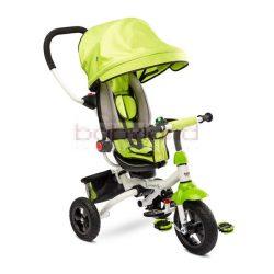 Toyz Wroom szülőkormányos összecsukható tricikli # Green