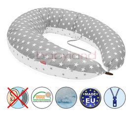 Scamp Formázott gombosvégű párna pamut huzattal/ Mouse