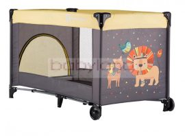 Petite&Mars Utazóágy Koot 921460 # Lion Yellow