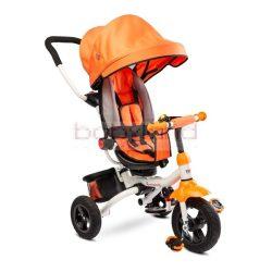 Toyz Wroom szülőkormányos összecsukható tricikli # Orange