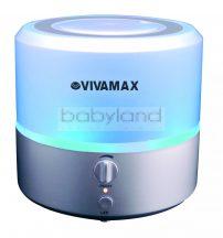 Vivamax Ultrahangos párásító és illóolajpárologtató ( 2 az 1-ben ) # GYVH30