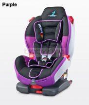 Caretero Sport Turbo Isofix autósülés 9-25 kg # Purple