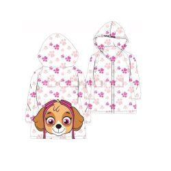 Disney gyerek esőkabát – Mancs Őrjárat-Rózsaszín Tappancs