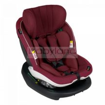 BeSafe iZi Modular X1 i-size biztonsági ülés Burgundy Mélange