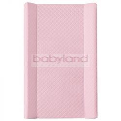 Ceba pelenkázó lap merev 2 oldalú 50x80cm – CARO rózsaszín