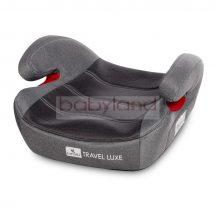 Lorelli Travel Luxe isofix autós ülésmagasító 15-36kg - Black 2020