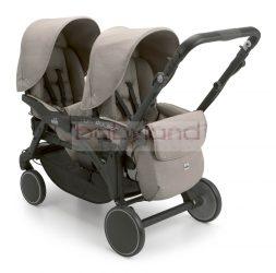 CAM babakocsi ikreknek Twin Pulsar Tris 759 /2020/ bézs
