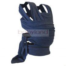 Chicco Boppy ComfyFit csatos hordozókendő 3,5-15 kg-ig # Blue