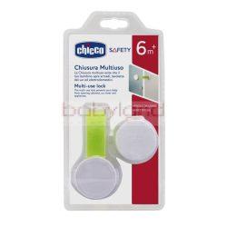 Chicco Multi-lock biztonsági zár ragasztócsíkkal ajtóra és fiókra