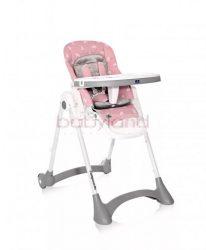 Lorelli Campanella multifunkciós etetőszék - Pink Bear 2021