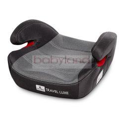 Lorelli Travel Luxe isofix autós ülésmagasító 15-36kg - Grey 2020