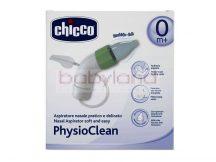 Chicco PhysioClean Orrszívó szívósíppal - halk, hatékony