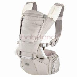 Chicco Hip Seat bébihordozó merev csípőülőkével születéstől 15 kg-ig # Hazelwood