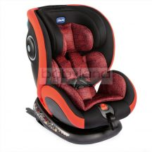 Chicco Seat4Fix 360° isofix-gyerekülés 0-36 kg # Poppy Red