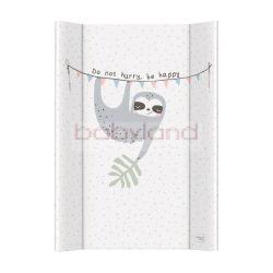 Ceba pelenkázó lap puha 2 oldalú 50x70cm – Candy Andy Lazy