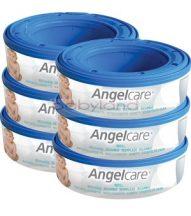 Angelcare Utántöltő zsák 6db