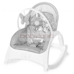 Roan Bass Soft 3:1 multifunkciós babakocsi Basic Collection # Anthracite Grey