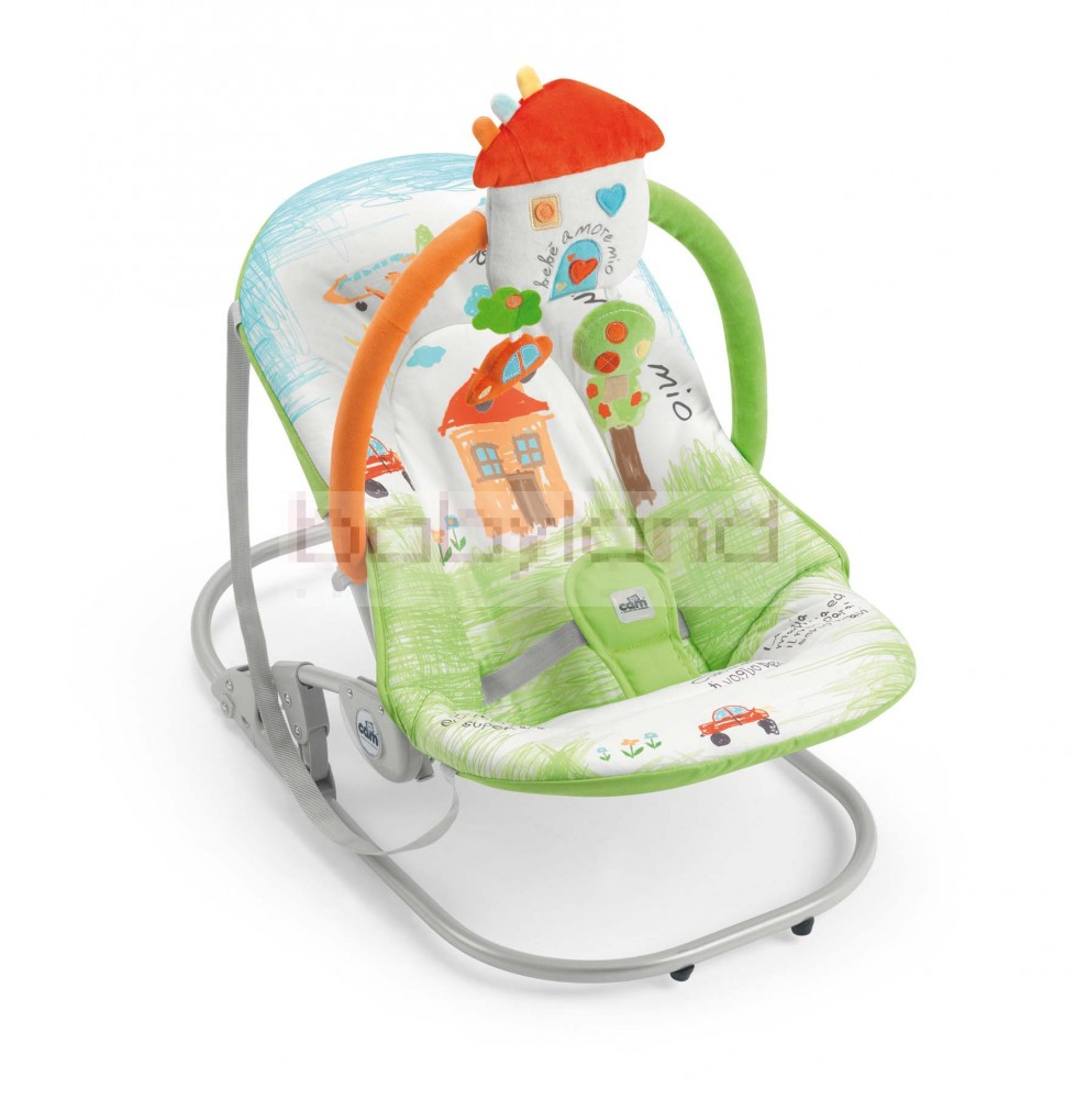 Cam Giocam pihenőszék 215 - Babakocsi - autósülés - babaágy ... fe0e226e1e