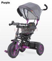 Toyz Buzz szülőkormányos tricikli # Purple
