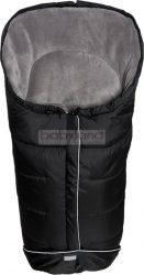 Fillikid K2  univerzális bundazsák babakocsiba  100*50 # fekete