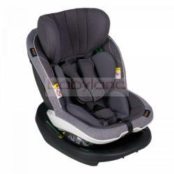 BeSafe iZi Modular X1 i-size biztonsági ülés 02 Metallic Mélange