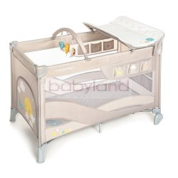 Baby Design Dream multifunkciós utazóágy - 09 Beige 2020