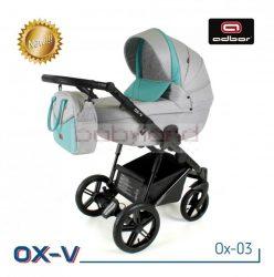 Adbor OX-V babakocsi # 03