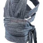 Chicco Boppy ComfyFit csatos hordozókendő 3,5 - 15 kg  0-3 éves kor # Grey