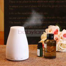 Vivamax GYVH35 Ultrahangos aroma párologtató éjszakai fény