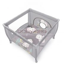 Baby Design Play utazó járóka - 07 Light Gray 2020