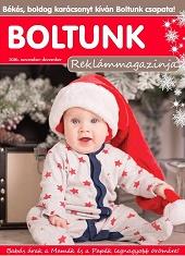 BabyCenter Sopron Reklámmagazinja 2016. 11 - 12